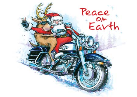 Peace on Earth by Dave Ballengee