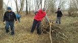 Čišćenje šume i priprema za vuzmenku 09.03.2019._7