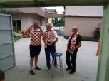 Navijanje kod Zvonka za naše: Hrvatska - Nigerija